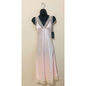 NWT! Ralph Lauren Felicity Micro Satin Nightgown